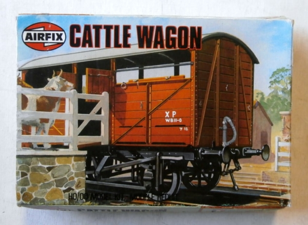 02659 CATTLE WAGON