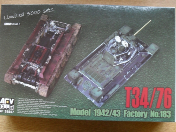 35S57 T-34/76 1942/43 FACTORY 183