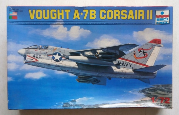 9056 VOUGHT A-7B CORSAIR II