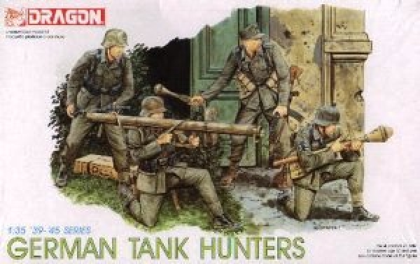 6034 GERMAN TANK HUNTERS