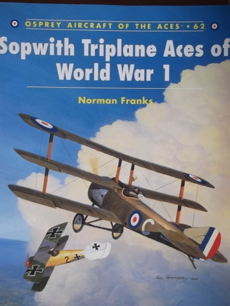 062. SOPWITH TRIPLANE ACES OF WORLD WAR 1