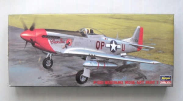SP120 P-51D MUSTANG NOSE ART PART 1