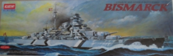 1453  14109  BISMARCK  UK SALE ONLY