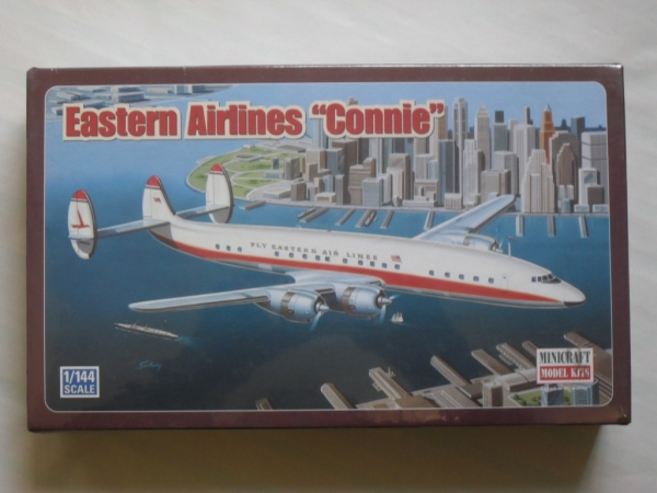14535 L-1049 CONNIE EASTERN AIRLINES
