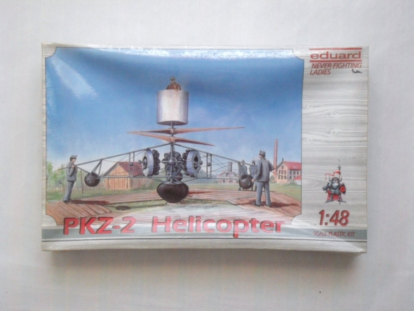 8015 PKZ-2 HELICOPTER  1918
