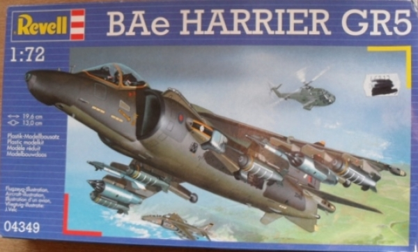 04349 BAe HARRIER GR5