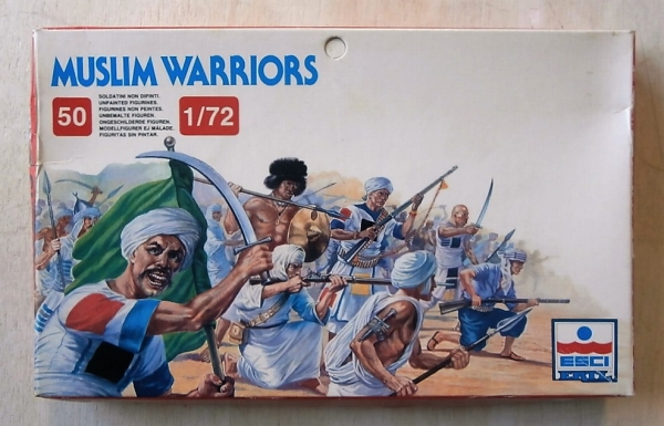 238 MUSLIM WARRIORS