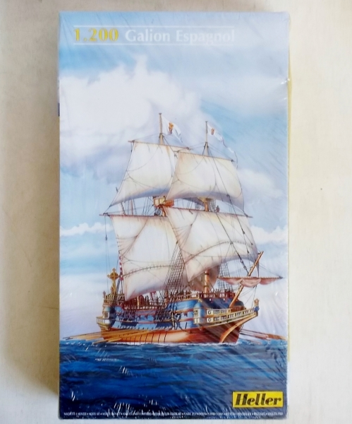 80835 SPANISH GALLEON