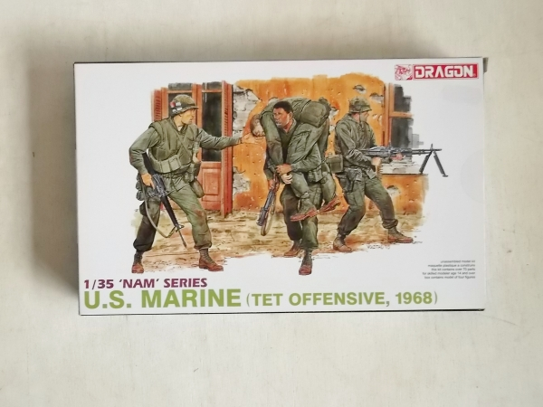 3305 US MARINES TET OFFENSIVE 1968