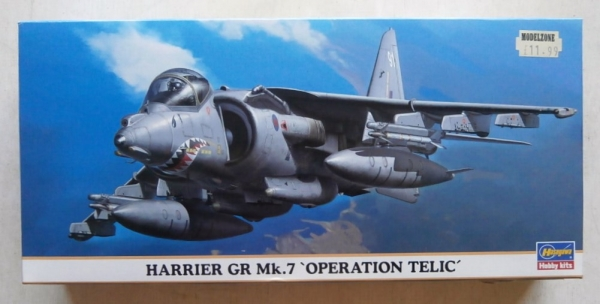 00876 HARRIER GR Mk.7 OPERATION TELIC