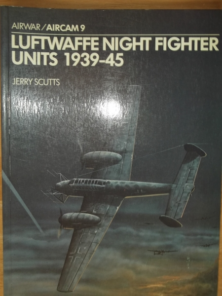 09. LUFTWAFFE NIGHT FIGHTER UNITS 1939-45