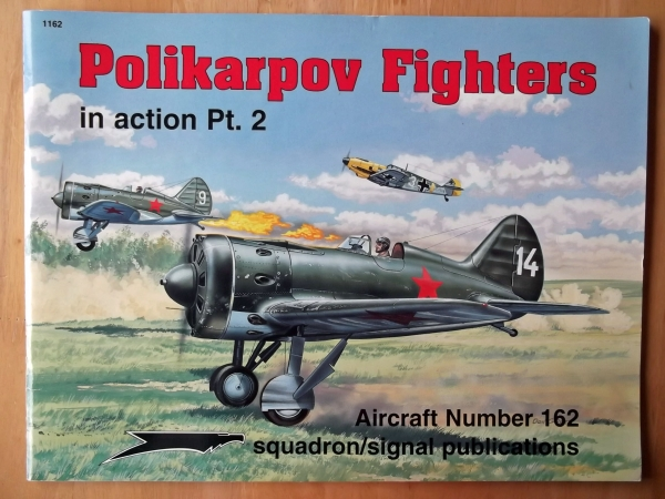 1162. POLIKARPOV FIGHTERS PART 2