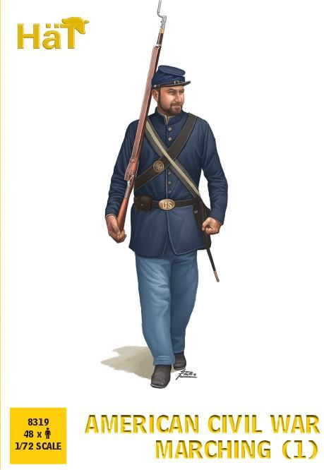 8319 AMERICAN CIVIL WAR MARCHING  1