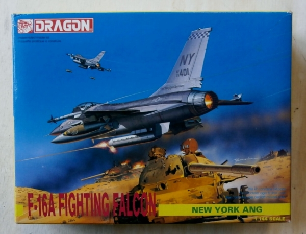 9905 F-16A FIGHTING FALCON NEW YORK ANG