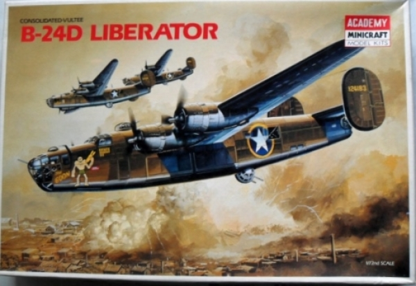 1692 CONSOLIDATED-VULTEE B-24D LIBERATOR