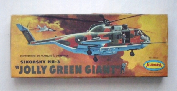 505 JOLLY GREEN GIANT SIKORSKY HH-3