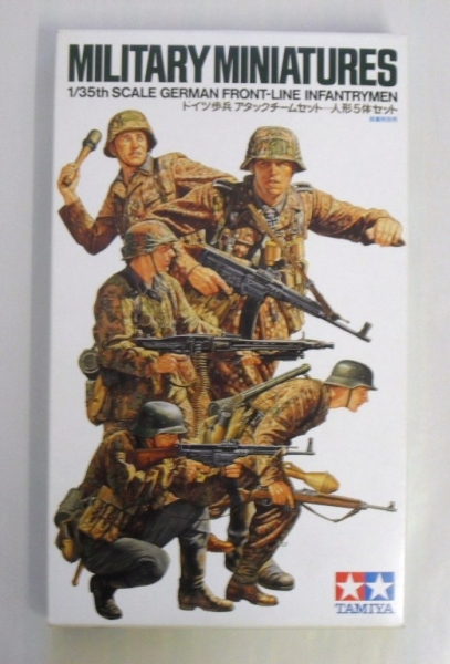 35196 GERMAN FRONTLINE INFANTRY