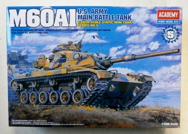 13009 M60A1 US ARMY MAIN BATTLE TANK