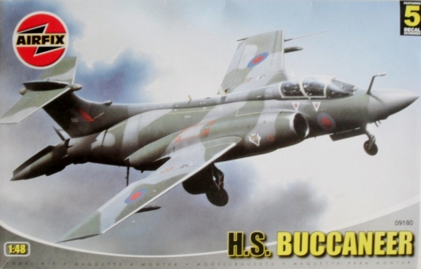 09180 H.S. BUCCANEER TWO KITS