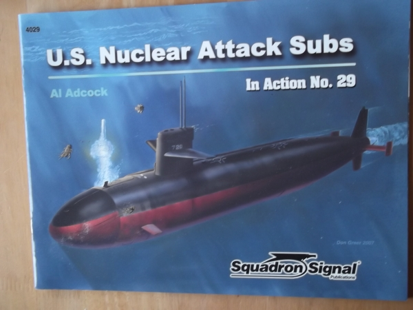 4029. US NUCLEAR ATTACK SUBS