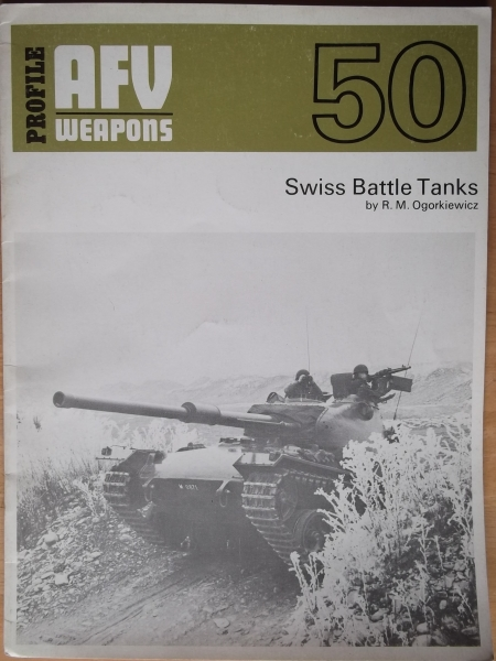 50. SWISS BATTLE TANKS