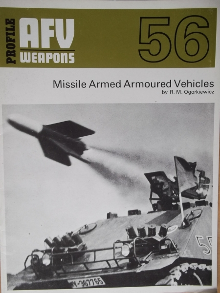 56. MISSILE ARMED ARMOURED VEHICLES