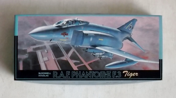 G-17 RAF PHANTOM F.3 TIGER