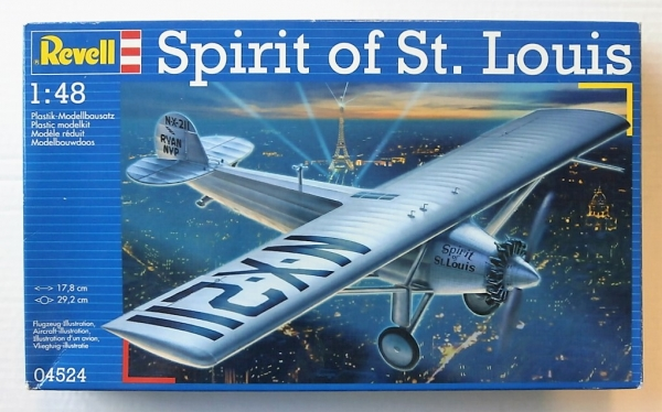 04524 SPIRIT OF ST.LOUIS