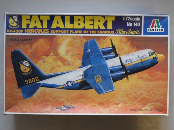 140 KC-130F FAT ALBERT HERCULES