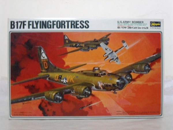 K11 B-17F FLYING FORTRESS