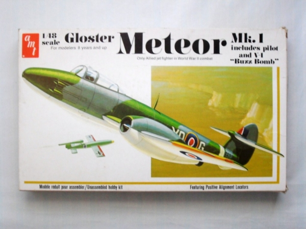 T648 GLOSTER METEOR Mk.I