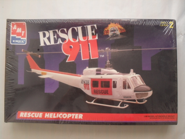 6400 RESCUE 911 HELICOPTER