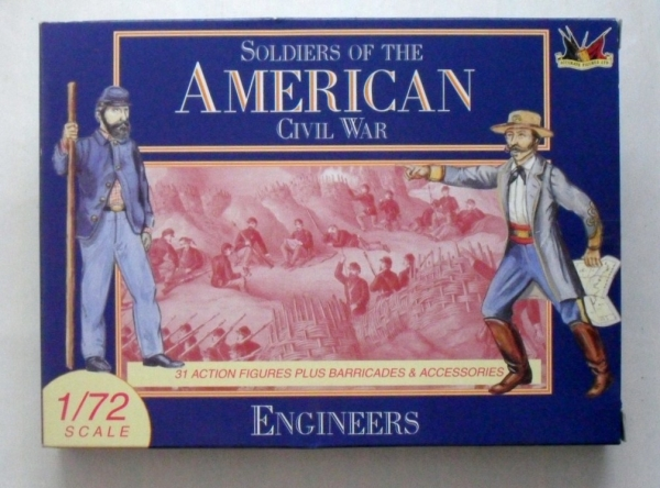 7209 ACW CONFEDERATE ENGINEERS