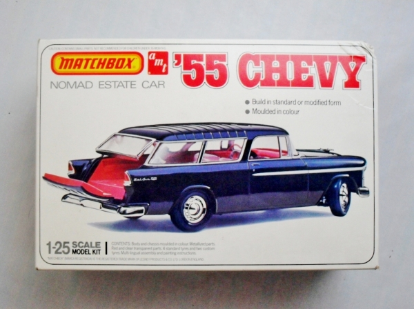 4116 55 CHEVY NOMAD ESTATE CAR
