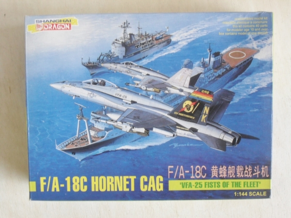 4562 F/A-18C HORNET CAG VFA-25 FISTS OF THE FLEET
