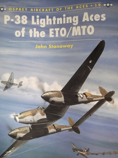019. P-38 LIGHTNING ACES OF THE ETO/MTO