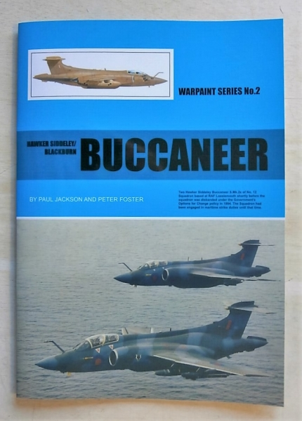 002. HAWKER SIDDELEY/BLACKBURN BUCCANEER