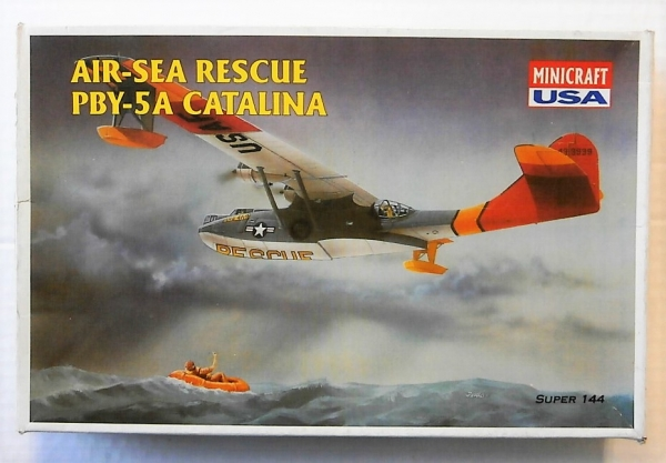 4435 PBY-5A CATALINA AIR/SEA RESCUE