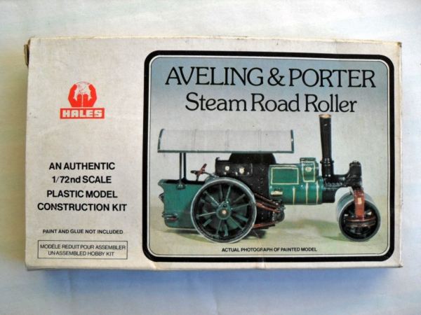 HK2 AVELING AND PORTER STEAM ROAD ROLLER