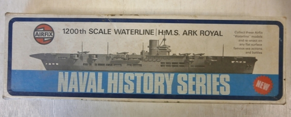 02703 HMS ARK ROYAL