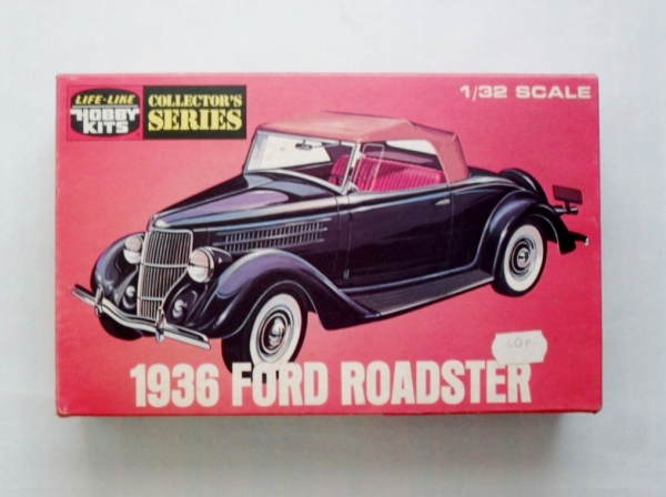C288 1936 FORD ROADSTER