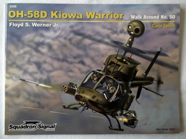 5550. OH-58D KIOWA WARRIOR