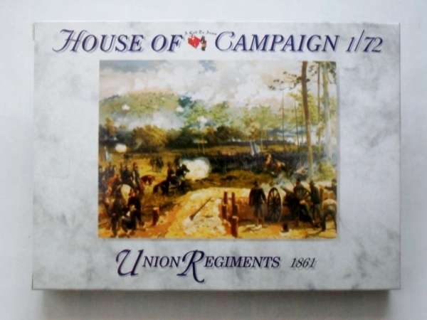 60 UNION REGIMENTS 1861