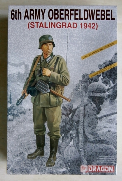 1626 6th ARMY OBERFELDWEBEL STALINGRAD 1942