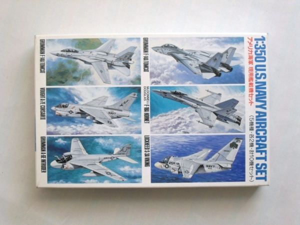 78006 US NAVY AIRCRAFT SET No.1