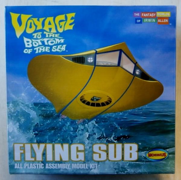 817 FLYING SUB - VOYAGE TO THE BOTTOM OF THE SEA