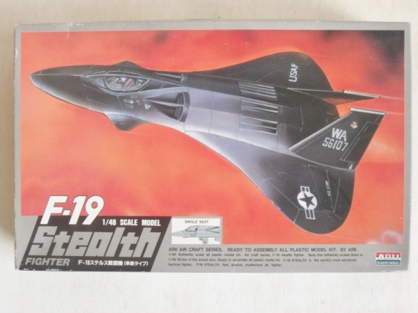 F-19 STEALTH