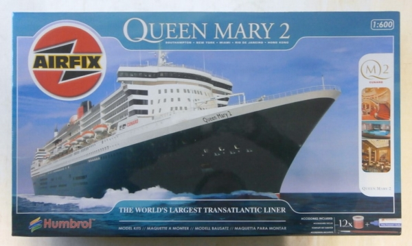 12250 QUEEN MARY 2  UK SALE ONLY