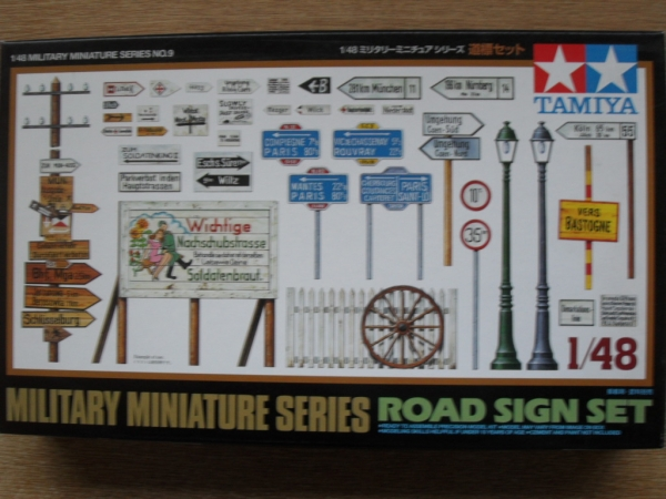 32509 ROAD SIGN SET