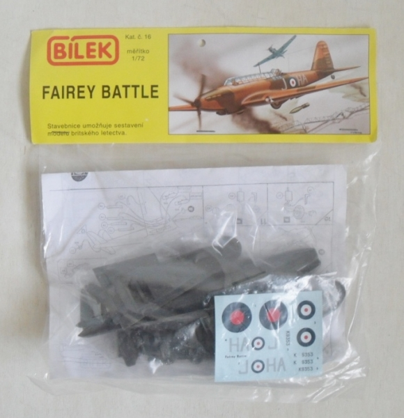 916 FAIREY BATTLE